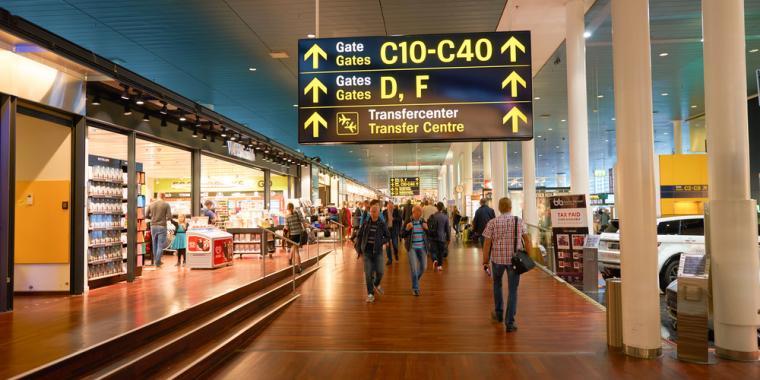butikker københavns lufthavn