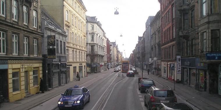 Store Trafikale ændringer På Vej Gammel Kongevej Bliver Ensrettet
