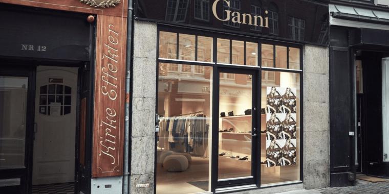 ac7cfabb264 Ganni har åbnet en eksklusiv pop up-butik i Store Regnegade