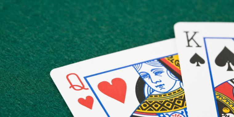 Thunder valley poker