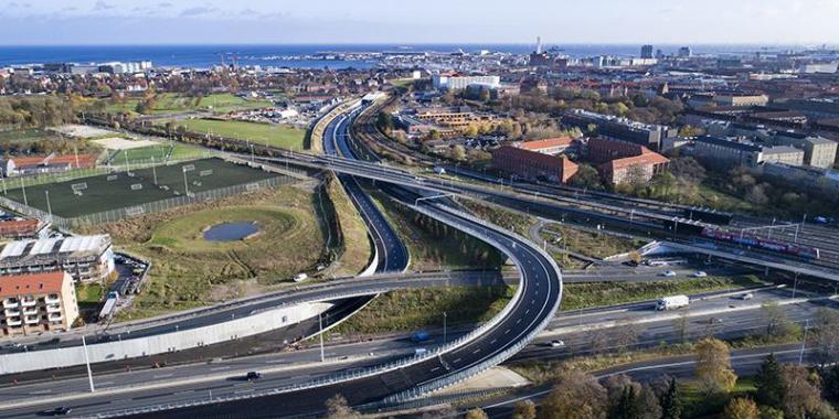 Nu Abner Den Nye Nordhavnsvej Endelig Kor Gennem Tunnelen Pa