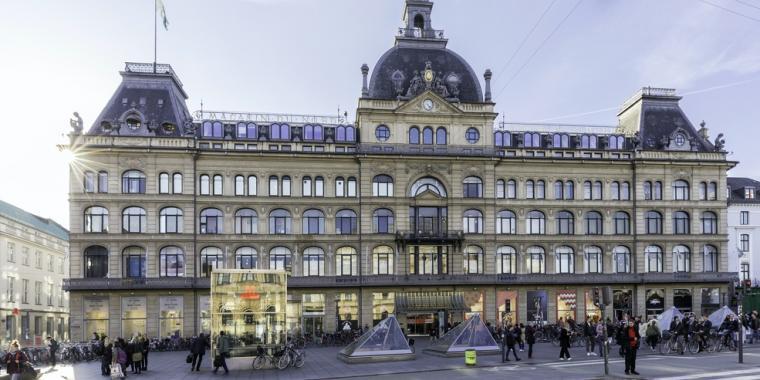hotel kongens nytorv københavn