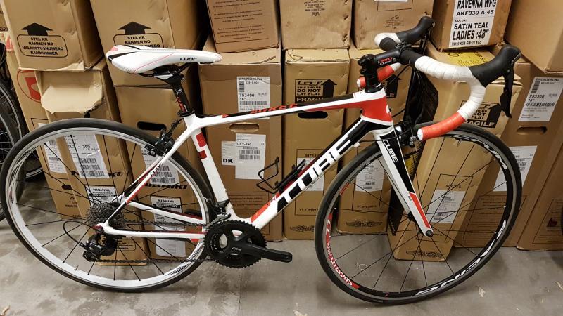 Kæmpe lagersalg: 70 procent rabat på nye og brugte cykler i næste uge