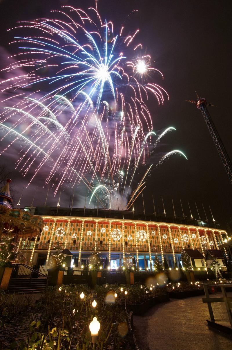 Tivoli inviterer til gigantisk fyrværkerishow mellem jul og nytår