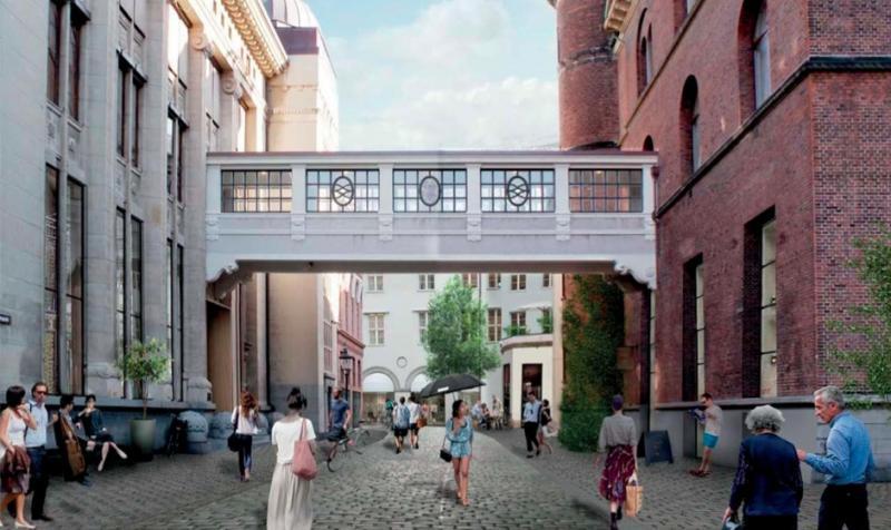 Efter 147 år: Danske Bank flytter fra Holmens Kanal til Postgrunden på Vesterbro
