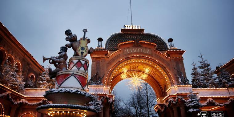 Tivoli holder åbent flere dage om året: Byd velkommen til 'Vinter i Tivoli'