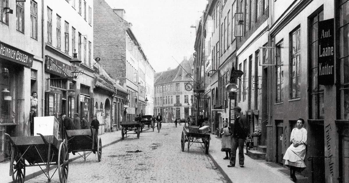 København ludere 'Danske piger